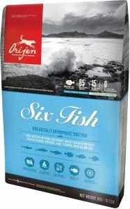ORIJEN Dog 6 fish 2 kg